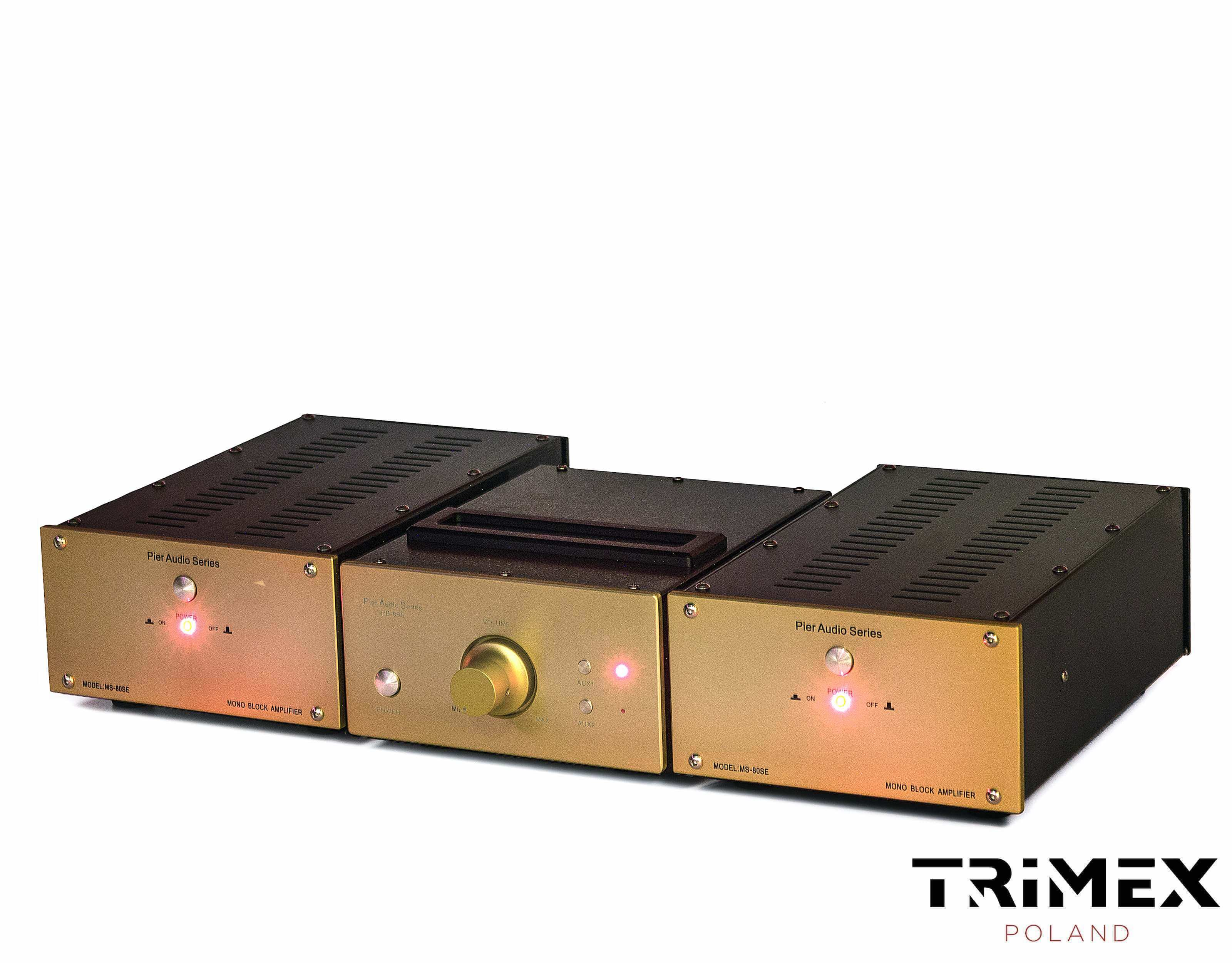 pier audio PB 8SE MS 80SE trimex poland 6