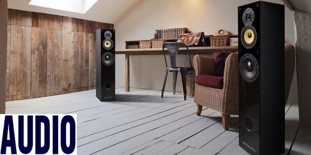 Recenzja Davis Acoustics Balthus 50 - Audio